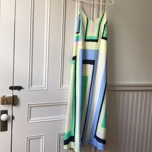 Anthropologie {Maeve} maxi dress